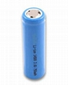 Li-Ion 14500 Rechargeable AA size 3.6V 900mAh Lithium Ion - tabs optional 1