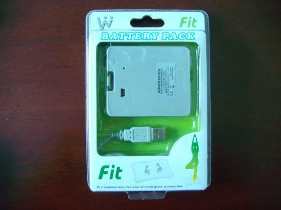 WII Fit rechargeable battery Ni-MH 3600mAh 1