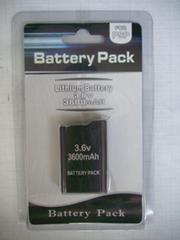 battery for PSP 1000 rec
