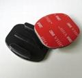 Gopro flat adhesive mount which Adopt