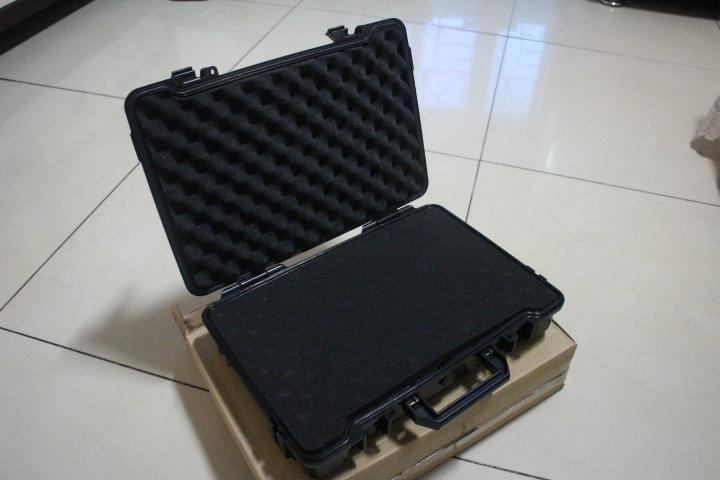 Black waterproof hard Box Camera box case for GoPro HD HERO HERO2 HERO3 camera 2