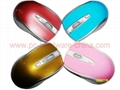high quality mini 2.4G wireless mouse (nano receiver) 2