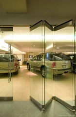 ALAFORM Glass Bi-Folding Door