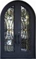 Custom Art Metal Doors Systems 2