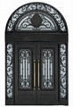 Custom Art Metal Doors Systems 1