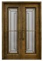 Custom Art Metal Doors Systems 4
