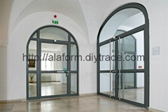 Custom Steel Doors and Windows Systems