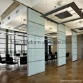 Horizontal & Folding  Sliding Automatic Partitions Systems 5