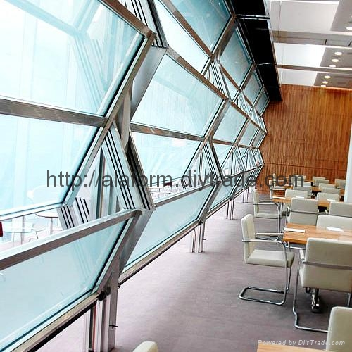 Horizontal & Folding  Sliding Automatic Partitions Systems 1