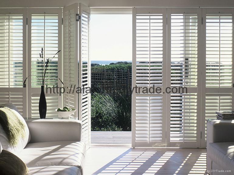 Custom Wooden Or Vinyl Shutters Ala 36 Alaform China Manufacturer Blinds Window