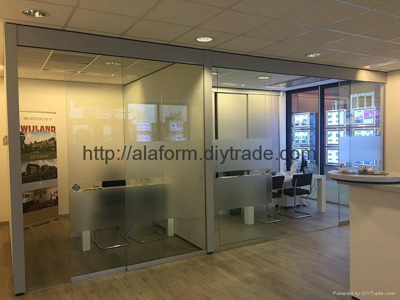Custom multitrack sliding glass door systems ala 100 for Multi track sliding glass doors