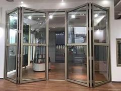 Aluminum Bifolding Door