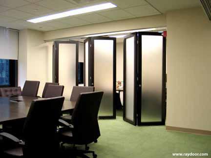 Automatic Folding Door system 4