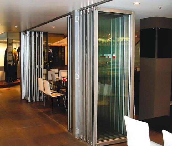 Automatic Folding Door system 5