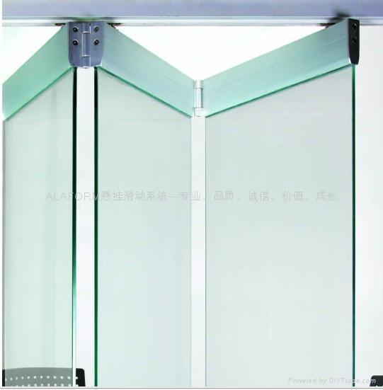 Alaform Frameless Glasss Folding Door Systems Ala 600