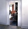 Custom Multitrack Aluminum Sliding Doors Systems 3