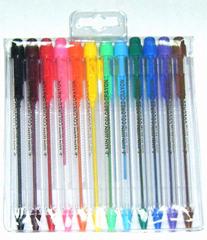 推动式蜡笔