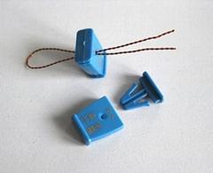 Meter seals, Plastic meter seals