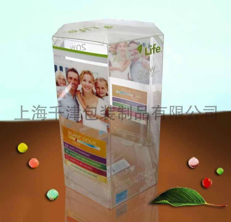 透明PET包裝塑料盒 1