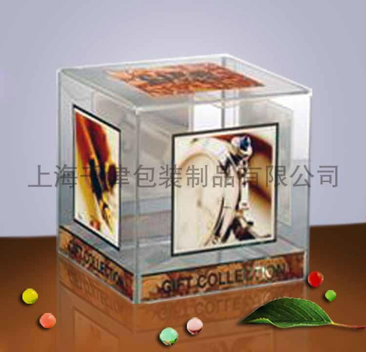 PVC包裝透明塑料盒 4