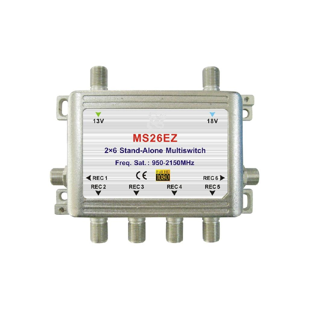 2x6 multiswitch china manufacturer satellite for What is a 2x6