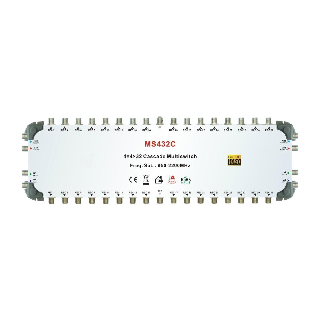 4 IN 24 OUT CASCADE MULTISWITCH