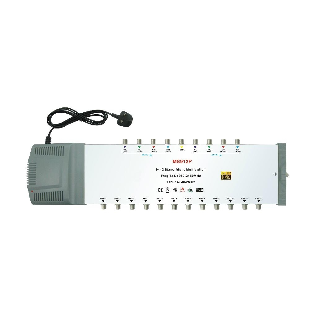 9 IN 12 OUT MULTISWITCH
