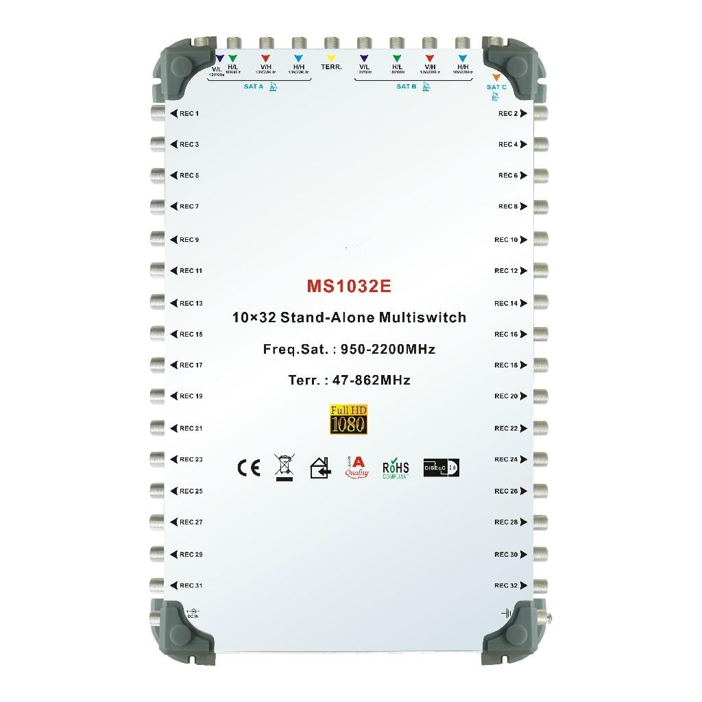 10*32 TERMINAL MULTISWITCH
