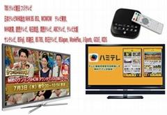 日本節目網絡電視盒續費