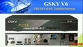 powervu decoder gsky v6 watch AFN on