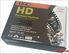 IPM HD SATELLITE RECEIVER WATCH IPM/PSI/INFOSAT CHANNEL (Hot Product - 1*)