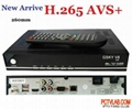 GSKY V8 HD LINUX DVB-S/S2 satellite receiver