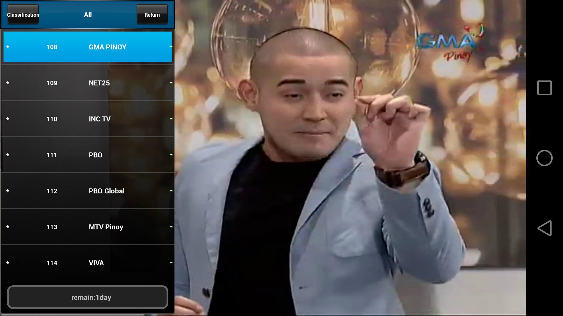 filipino iptv with 1M/3M/6M/12M subscription - P5 - ANCLOUD