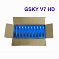 GSKY V7 satellite receptores support SKY MEXICO NEWCAMD nline