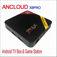 HD KOREA ANDROID TV BOX
