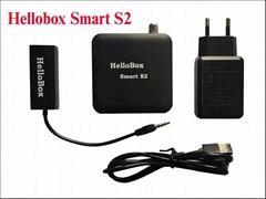 Hellobox Smart S2 twatch Satellite TV on Android device (Hot Product - 1*)