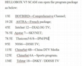 HELLOBOX V5+ RELEASE NEW SOFTWARE V20181103 FIX Asiasat7 105.5E POWERVU SANY