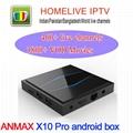 4K CRICKET INDIA TV BOX