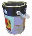 Round Paint Can 4