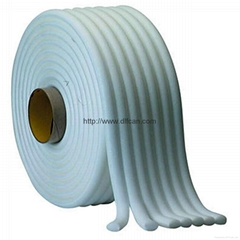 Foam masking tape for automotive painting