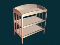 diaper  rack