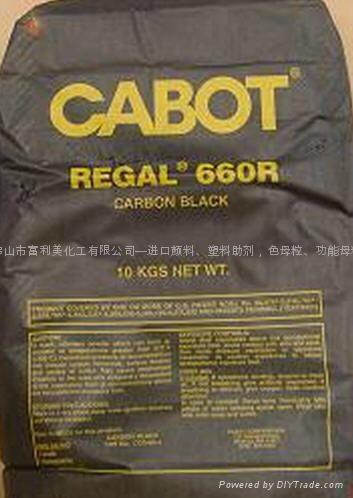 CABOT炭黑660R 1