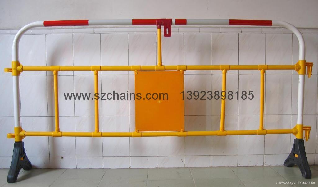 塑料護欄塑膠圍欄 1
