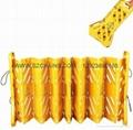 塑胶护栏PP伸缩塑料围栏KY-361