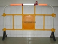 Titan Barrier,power Vantage Barrier,Premier Secure Barrier.Plastic Road Barrier.Safety Barriers,Exhi