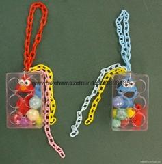 卡通玩具吊链