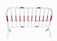铁马又称为铁护栏、施工围栏、活动铁马、活动围栏
