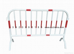 鐵馬又稱為鐵護欄、施工圍欄、活動鐵馬、活動圍欄