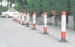 停车场用品围栏