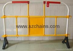 土木工程施工用品隔離欄施工欄